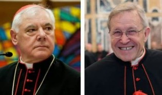 While these two men are unquestionably Catholic, they have very different visions for the life of the Church