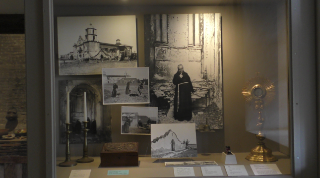 The friars have a long history in California